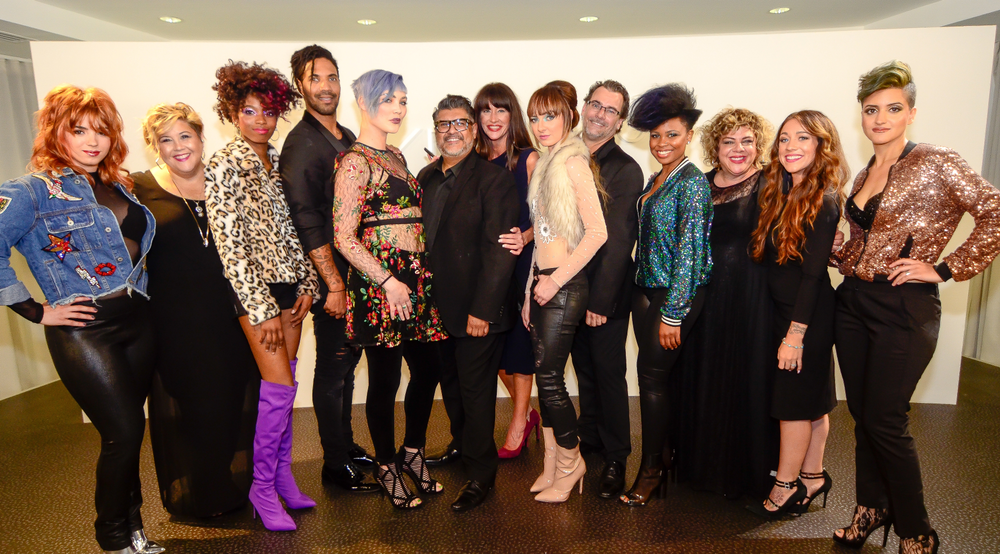 The Keune Advanced Academy invited Data-Driven Salon attendees to The Collection, a look at styles inspired by fashion on and off the runway.
