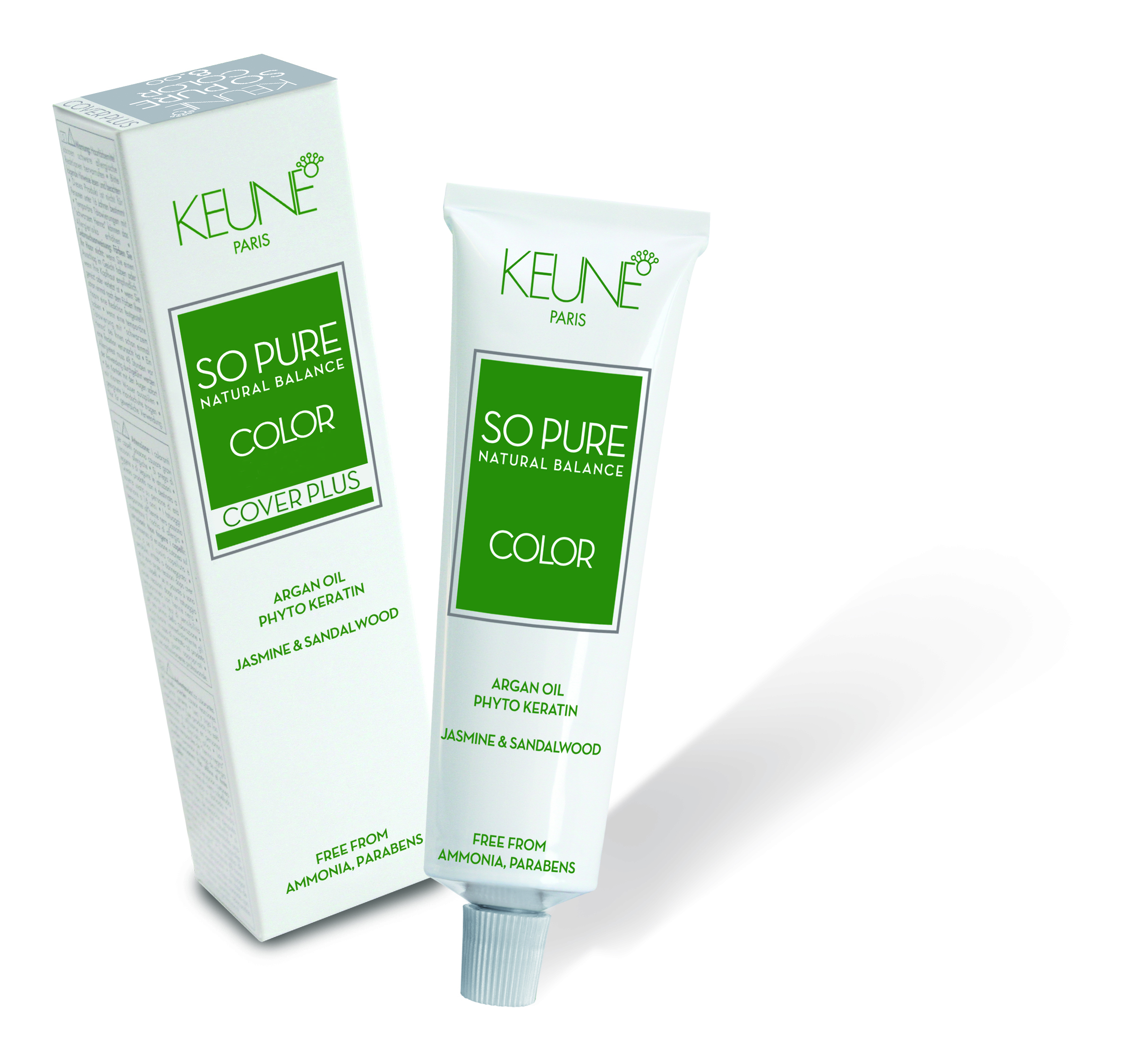 Keune Haircosmetics North America Launches New So Pure Luminous Pearl Collection and Three New So Pure Cover Plus Shades