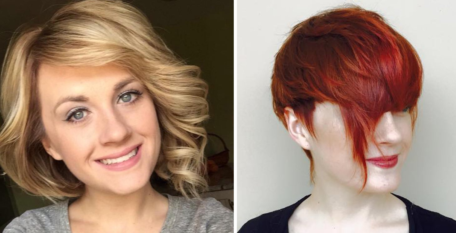 How-To: Sweet Blonde to Fierce Red