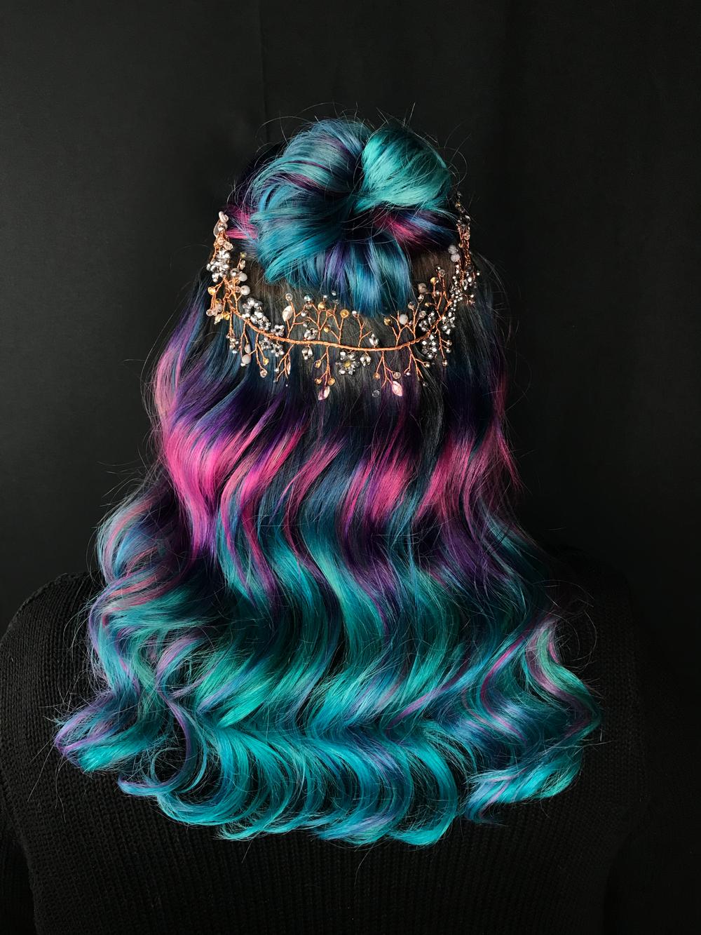 Color Winner: Krystin Gross