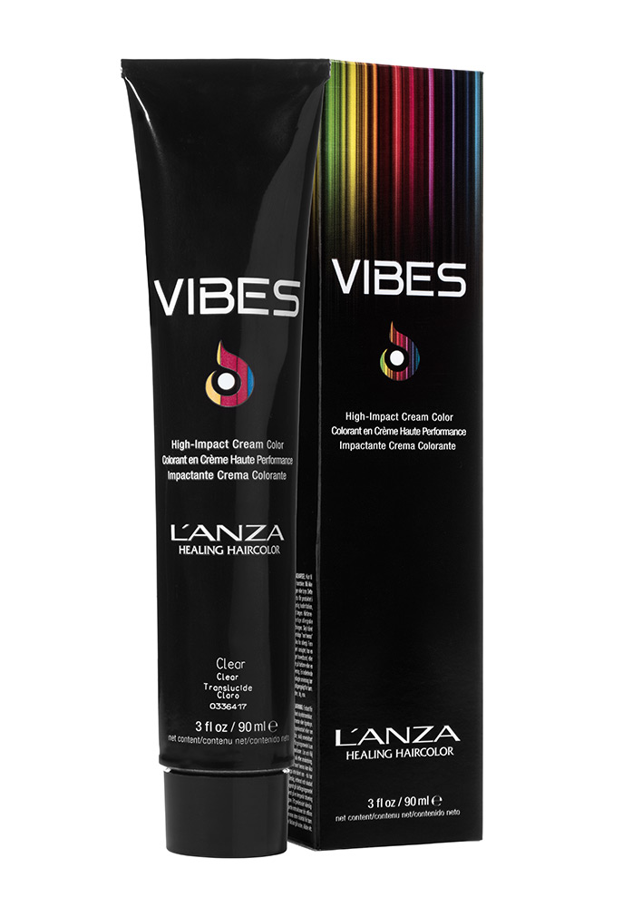 L'Anza's VIBES High-Impact Cream Color