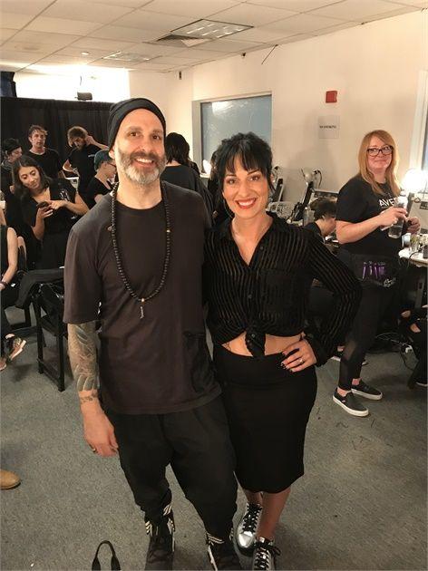 Jon Reyman and Sarah Shultz