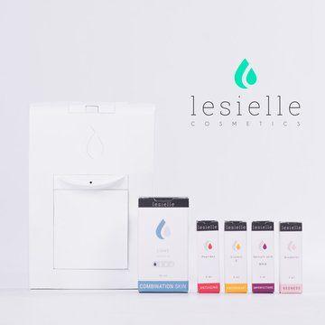 COSMOPROF: Lesielle Cosmetics. Lesielle Adaptive Skin Care