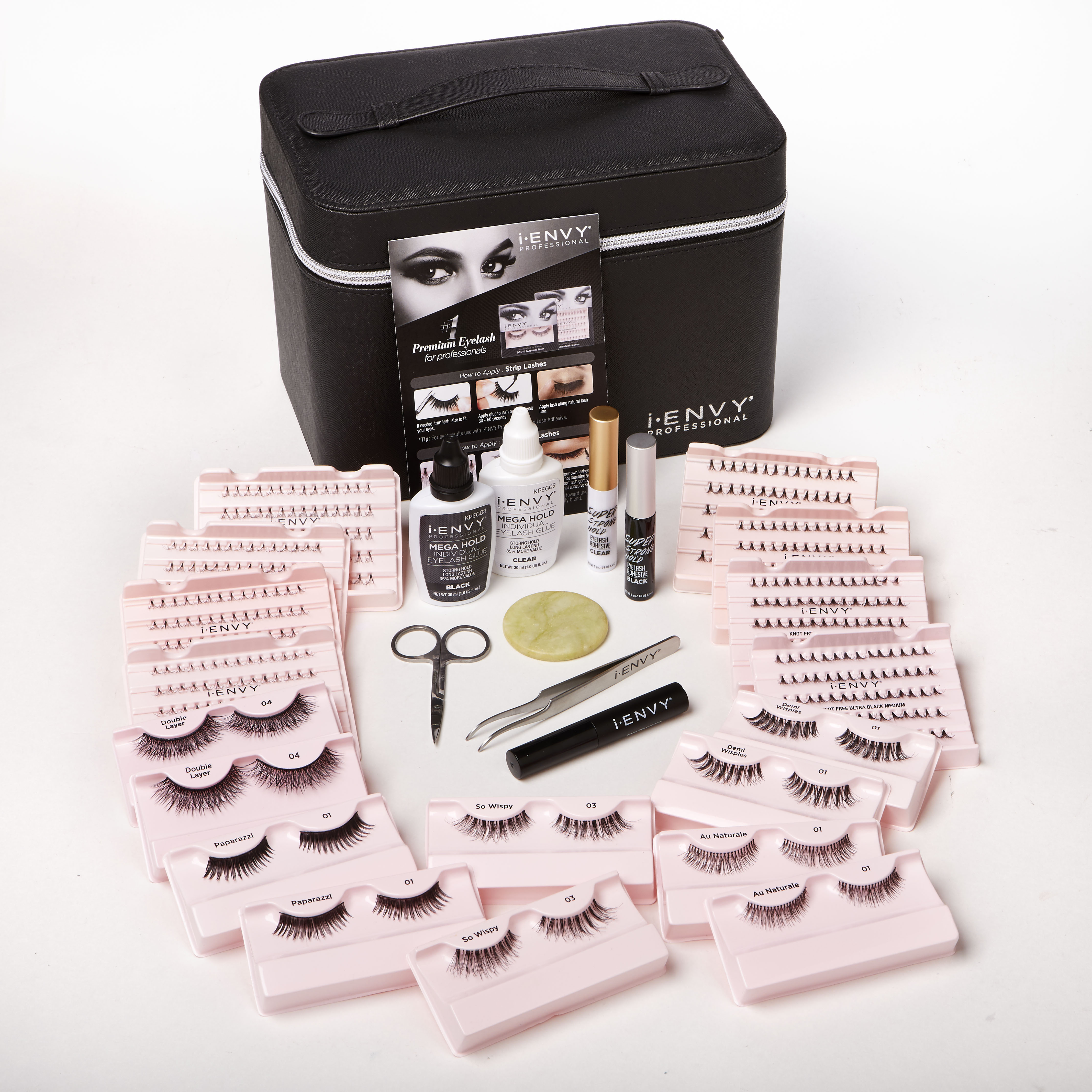 i-ENVY Professional Eye Lash Collections