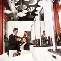 Sam Villa's HairShow Blowout Bar at LOOK Style Society in Las Vegas