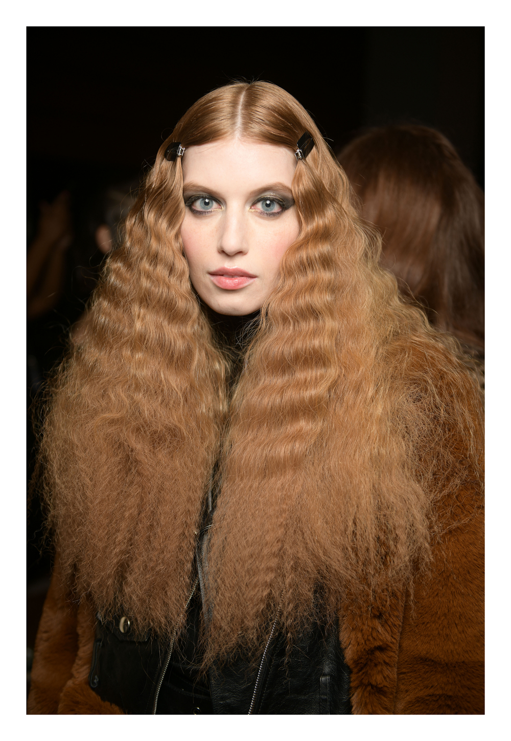 """A beautiful finish from L' <a href=""""https://www.lorealprofessionnel.com/"""" target=""""_blank"""" rel=""""noopener"""">Oréal Professionnel</a> , """"La French Art Of Hair Coloring."""""""