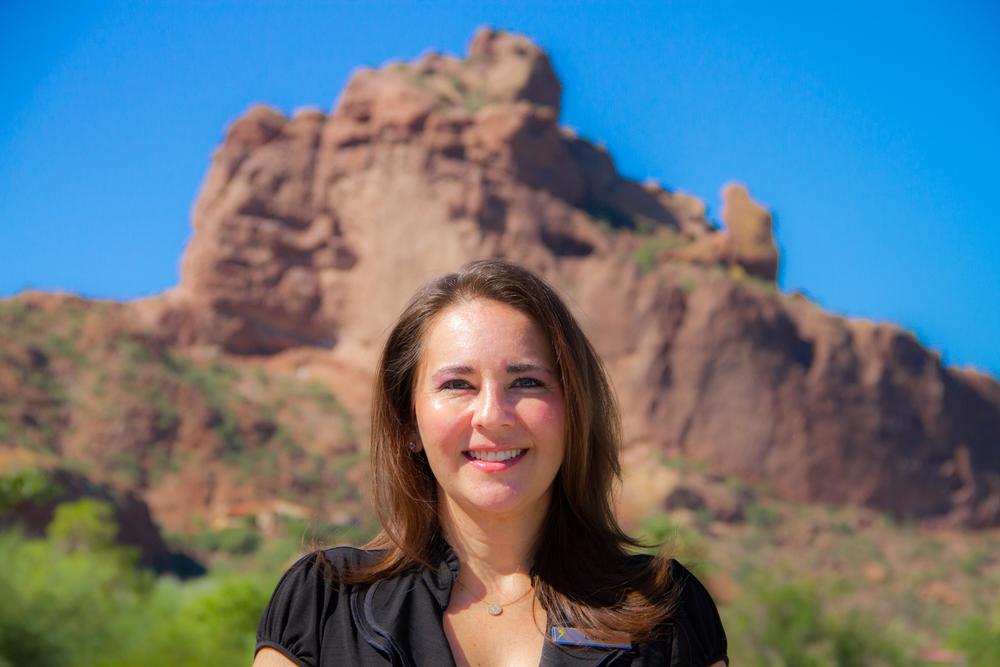 LaRae Verros, spa director, Sanctuary on Camelback Mountain Resort & Spa, Arizona