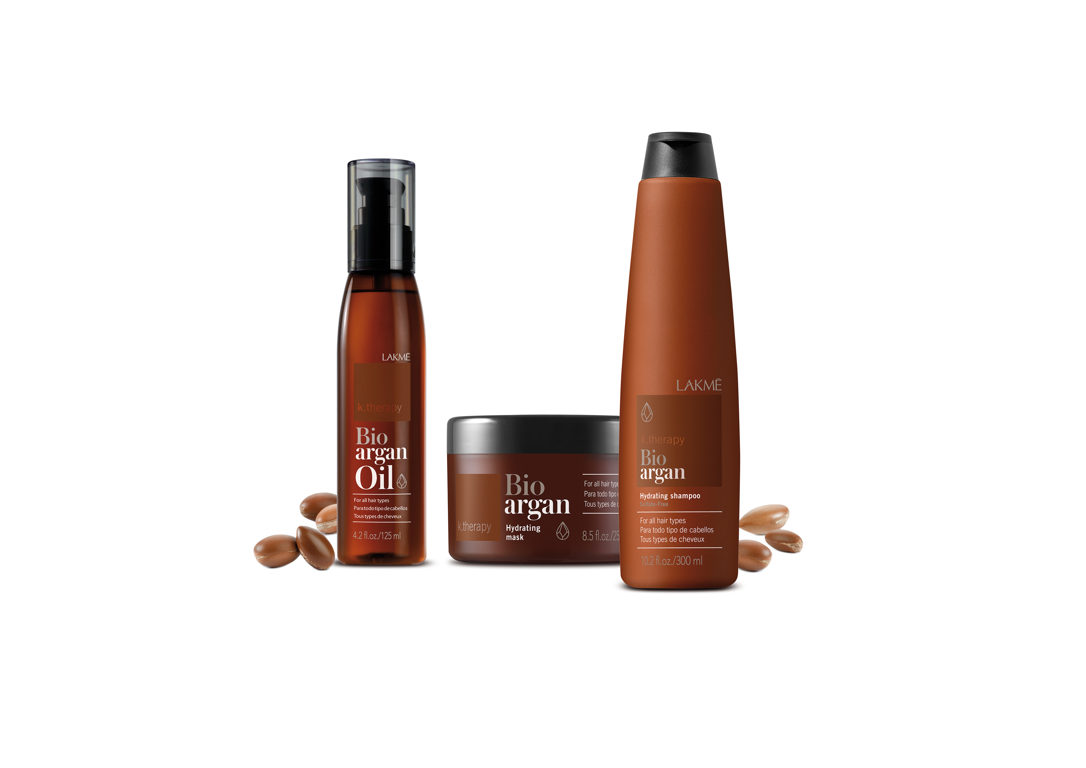 The Bio Argan Collection by Lakme