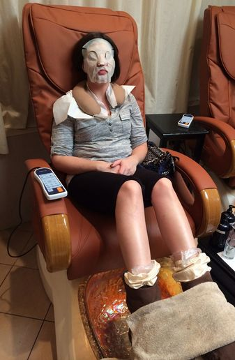 SERVICE SPOTLIGHT: Repêchage Lamina Lift Mask at Vito Mazza Salon