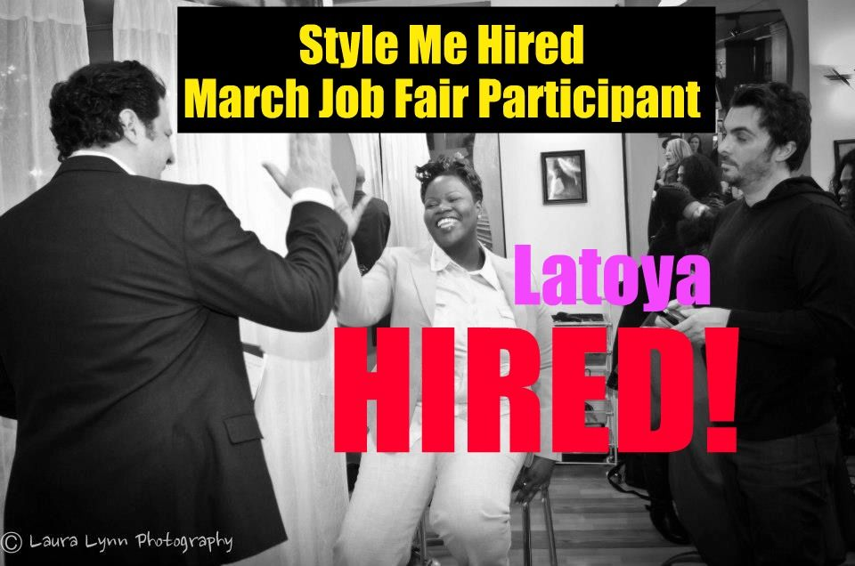 Style Me Hired Update: Latoya