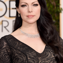 2015 Golden Globes How-To: Laura Prepon's Old Hollywood Waves