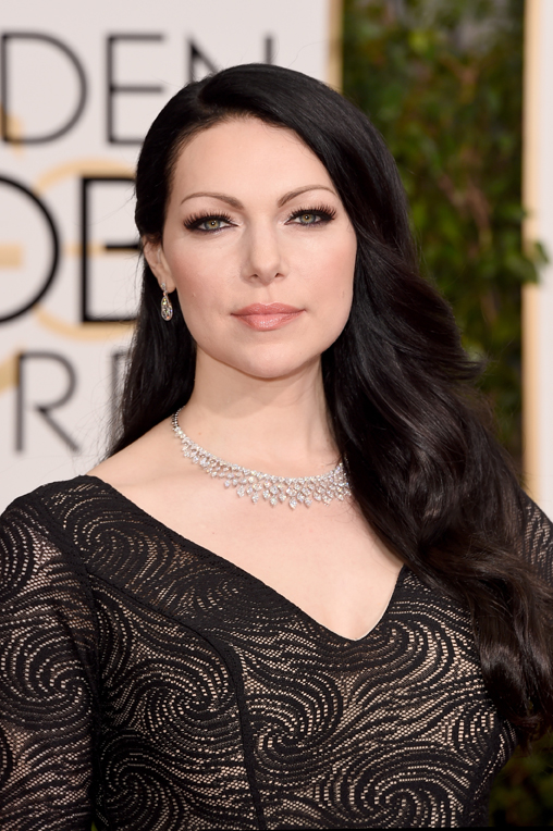 Laura Prepon at the 2015 Golden Globes (photo credit: Jason Merritt/Getty Images) Jason Merritt/Getty Images