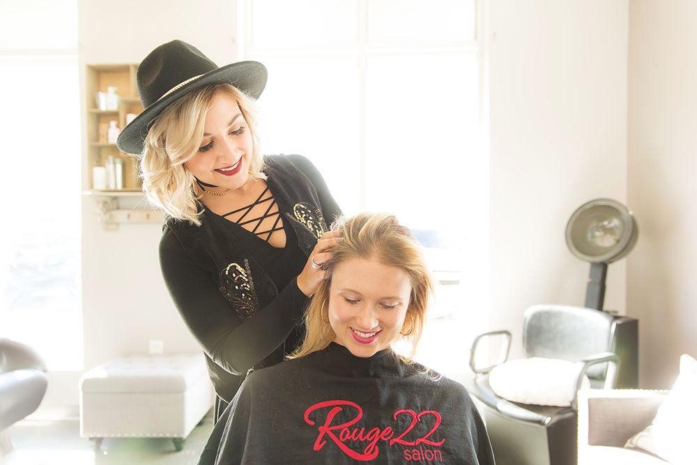 <strong>Lauren Muniz, Rouge 22 Salon, Chattanooga, TN</strong>