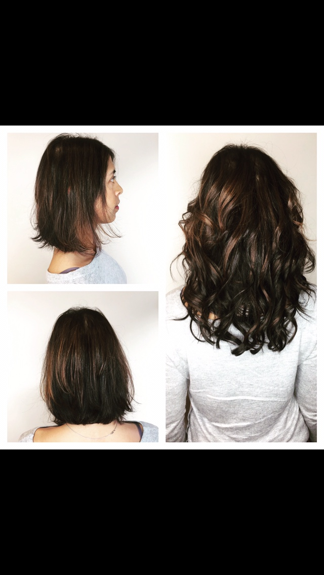 Adding Length and Highlights Using Only Extensions