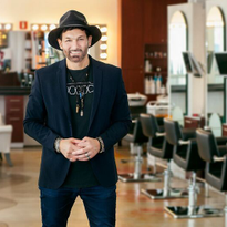 "Leonardo Rocco, ""The Stylist to the Stars"""