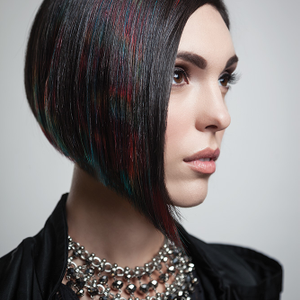 Color Melt, Oil Slick and Pastel Hair Color by CoCre8 Using L'ANZA