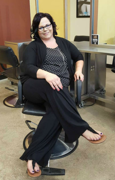 Healthy Hairdresser guest blogger Liz Ellis