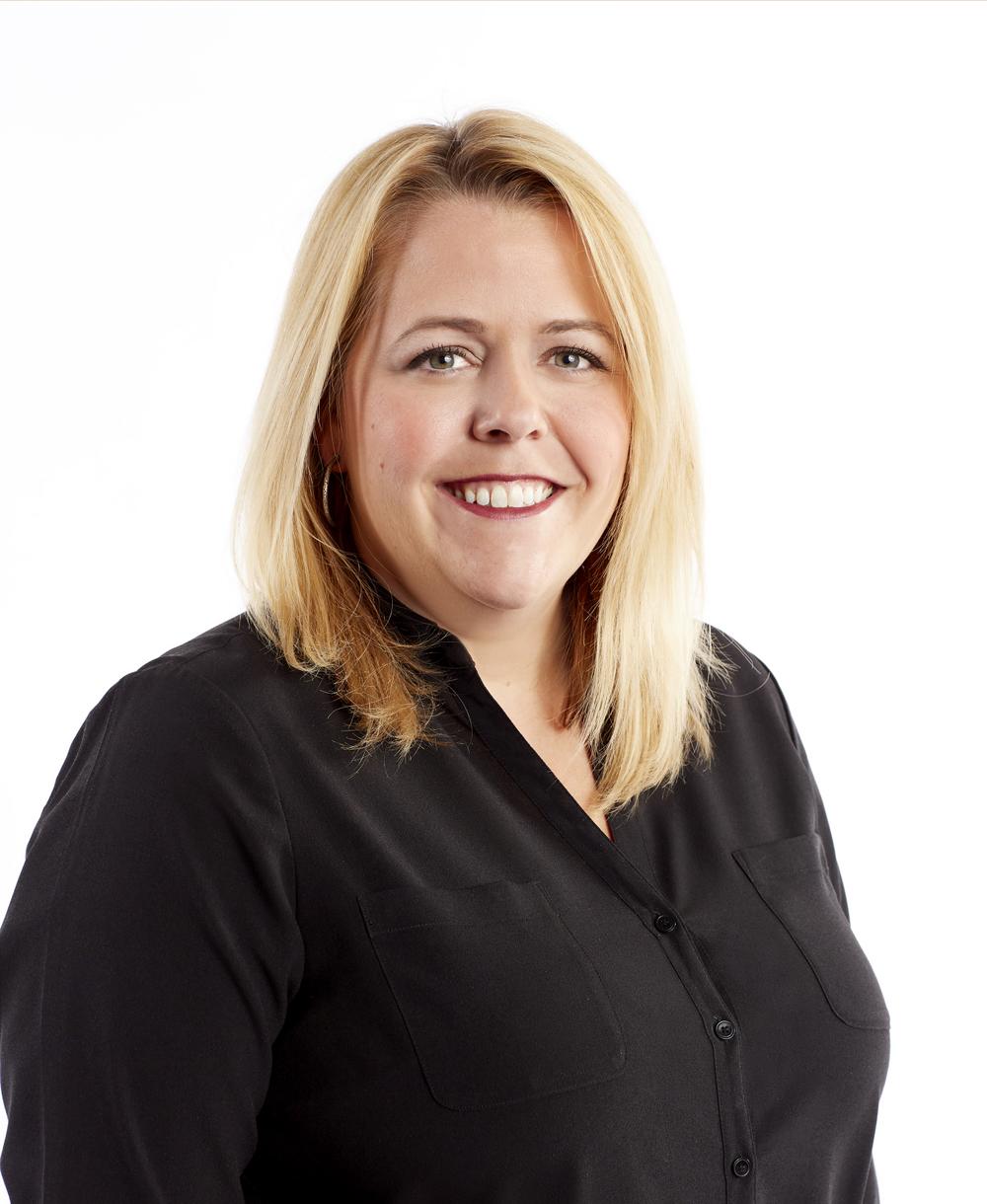 Natalie Lockhart, vice president of salon for JCPenney.