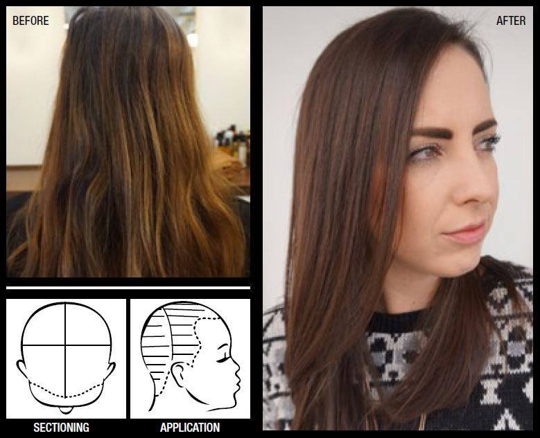 COLOR CORRECTION: Transforming Dull & Faded Hair Color in a Flash
