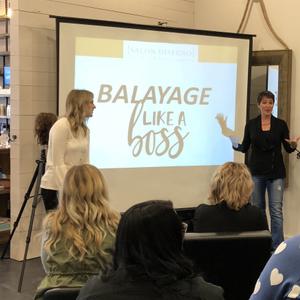Salon Disegno Designs Clever Recruitment Strategy