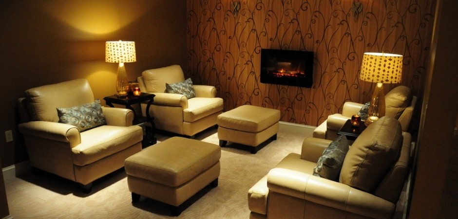 The sanctuary of Lux Salon, Spa and Laser Center in Rochester, NY.