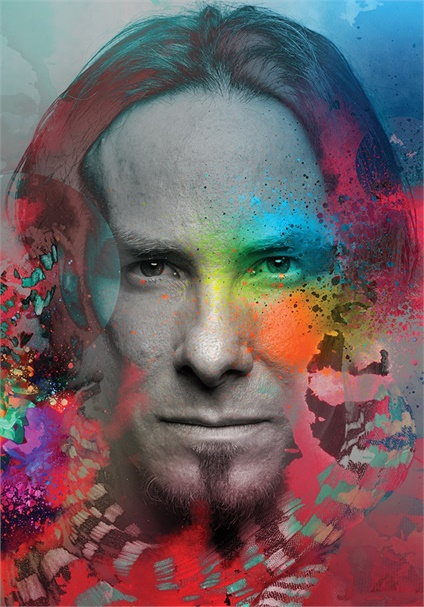 Artist and author Erik Wahl will present a keynote that will bend your mind.