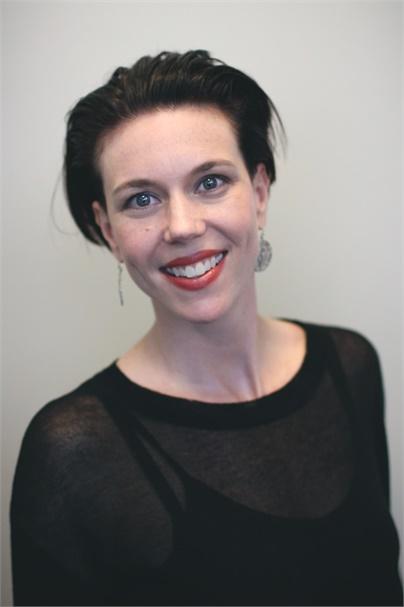 Amanda Olusanya, owner of Allen Ray Salon in Minneapolis, Minnesota.