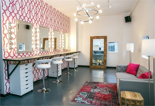 A look into the Bella Salon in Austin, Texas.