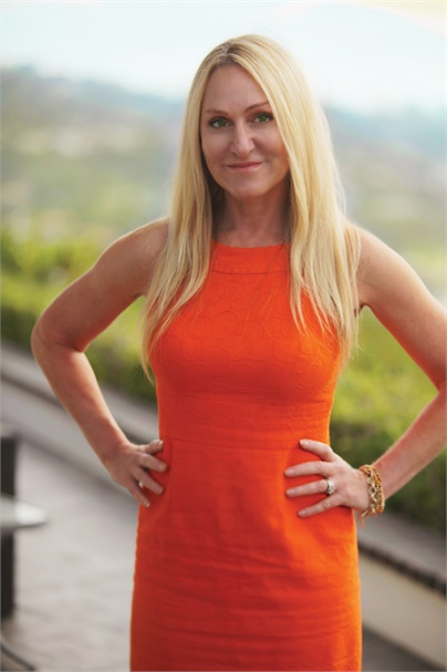 Celeste Hilling, CEO and founder of Skin Authority.