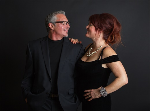 Dennis and Ame Metcalfe, owners of D'Ametris Aveda in Arvada, CO.