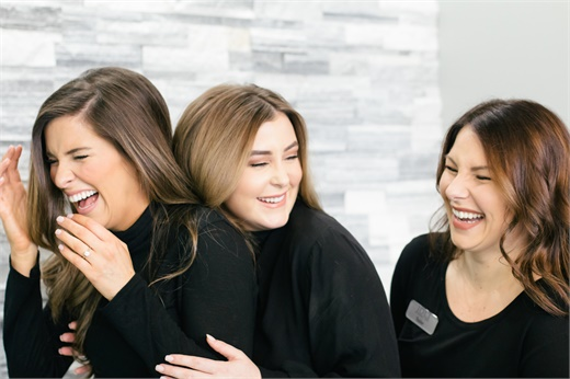 The team from Joli Salon and Day Spa in Lexington, Kentucky.