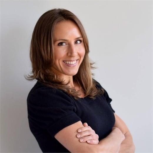 Laurenn Cutshaw, vice president of marketing for Total Woman Gym & Spa.