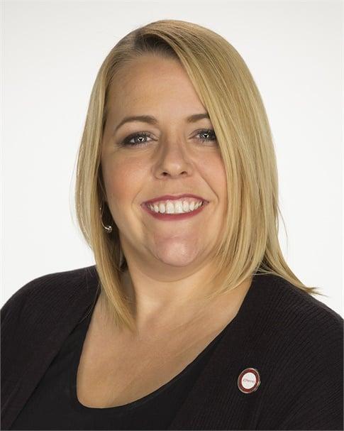Natalie Lockhart, vice president of JCPenney salons