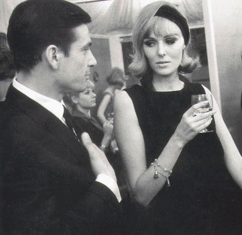 Raphael Party Scene with flirting blonde, Raphael & Leonard, London, 1962/3 Photo: Courtesy Renato Santarossa