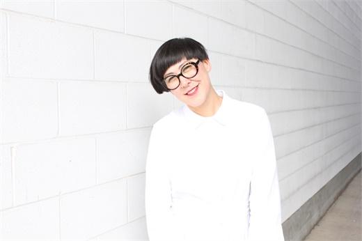 Jodi Ohama, co-owner of Redbloom Salon in Calgary, Alberta.