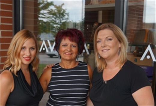 The team from Rejuve Salon Spa in Carmel, IN.