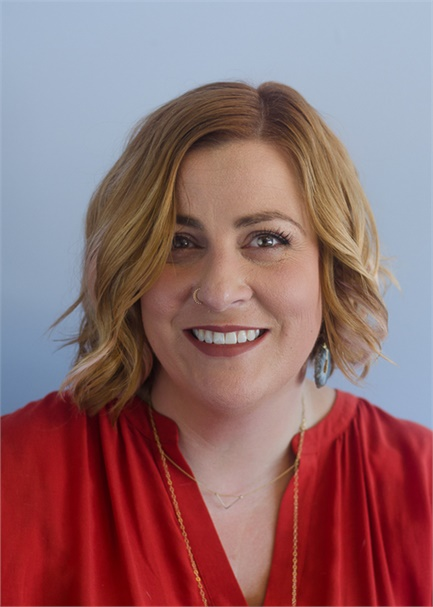 Stephanie Gregoire, owner of Salon 6 in Indianapolis, IN.