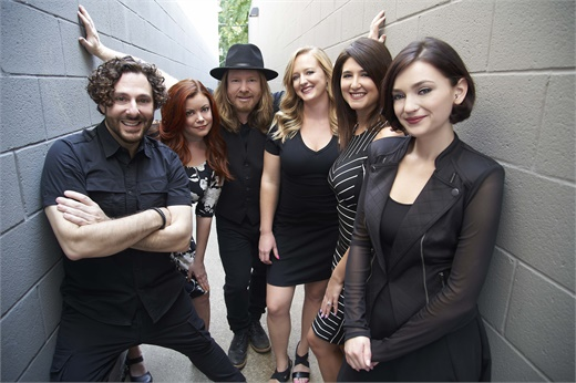 The team from Sean Rocco Salon in Charlotte, North Carolina.