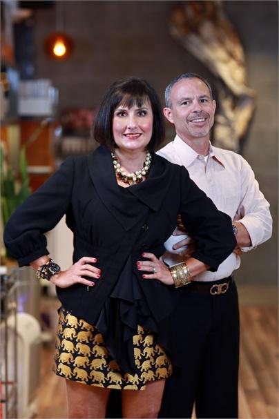 Lauren Hart, owner of The Root Salon in Phoenix, AZ.