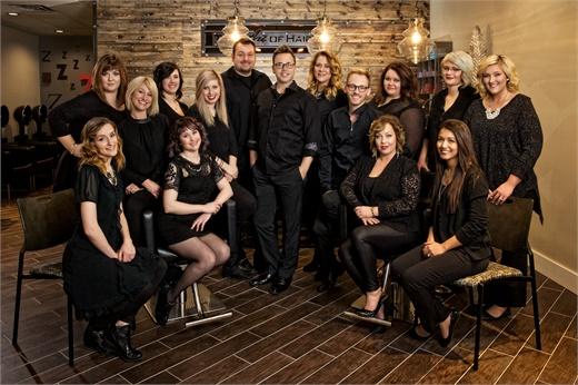 The team from Z Studio in Tulsa, OK.
