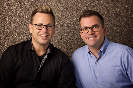 The owners of Z Studio...The Art of Hair in Tulsa, Oklahoma.