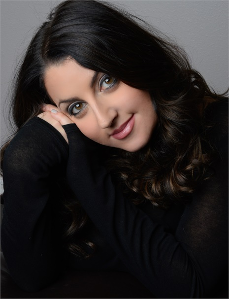 Faye Zandi, co-owner of Zandi K Salons in Denver, CO.