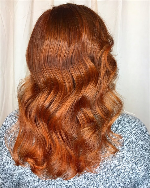S Natural Hair Color Is Blond And She Loves This Very A Whole Lot Her Preferred Patterns Are Quick Bob Cuts Lengthy Blonde