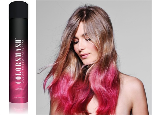 <strong>Color Kissed Hairspray by Colorsmash</strong>