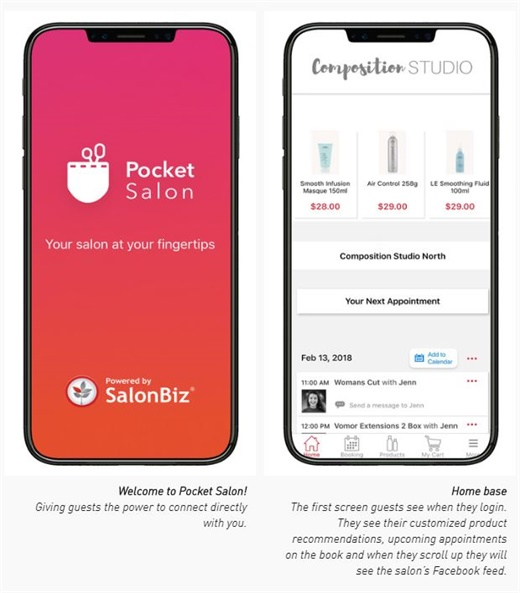 Pocket Salon App