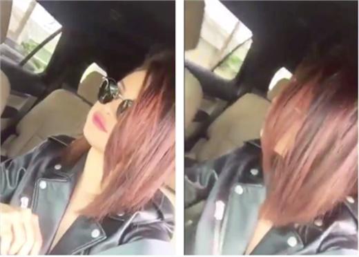 Photo from Selena Gomez's Snapchat