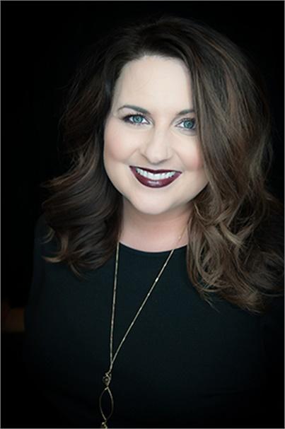 DeeAnn Corn, owner of Studio Montage in Great Falls, MT.