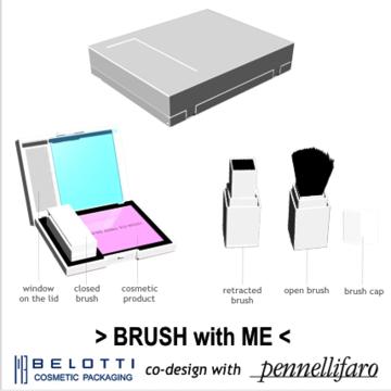 COSMOPACK: Marino Belotti. Brush with Me