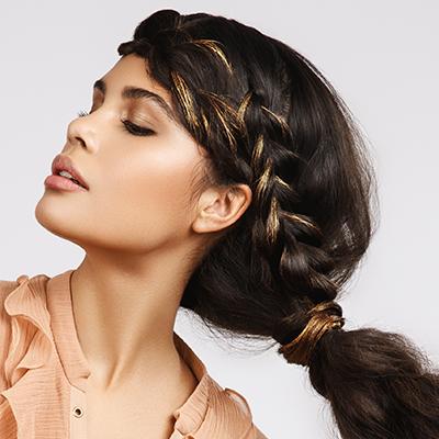 Hair Makeup How-To: Bridesmaid Glam