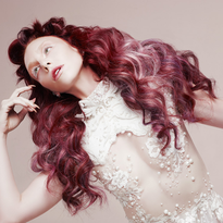 Daydream Pink and Lavender with Hairdreams Nano